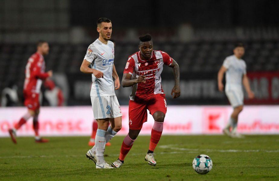 """Dinamo, prima reacţie oficială după ce Magaye Gueye a fost prins drogat cu cocaină: """"Vor fi consecințe foarte grave!"""""""