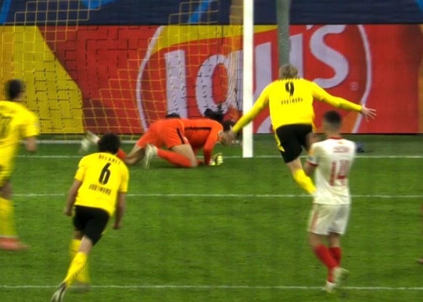Scene ireale în Dortmund – Sevilla! Haaland a început să urle la portarul advers! Decizii incredibile luate cu ajutorul VAR. Cifre uluitoare ale norvegianului, după dubla cu Sevilla