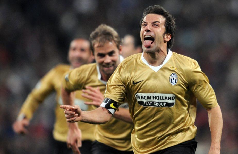 Cristiano Ronaldo a trădat-o pe Juventus? Răspunsul dat de legendarul Alex Del Piero după dezastrul cu Porto