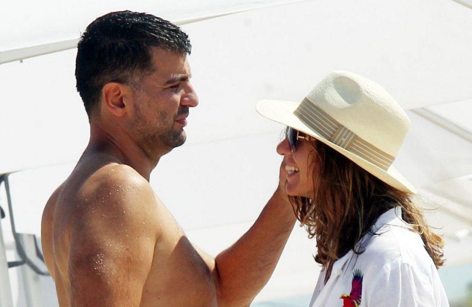 Apariţie de o jumătate de milion de euro. Cum au fost văzuţi Simona Halep şi Toni Iuruc la o cafenea de fiţe din Capitală