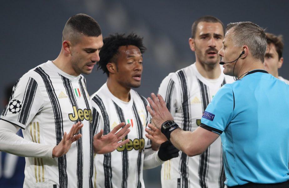 Acţiunile lui Juventus s-au prăbuşit la bursă după dezastrul din Champions League. Clubul a ratat şi alte 10 milioane de euro