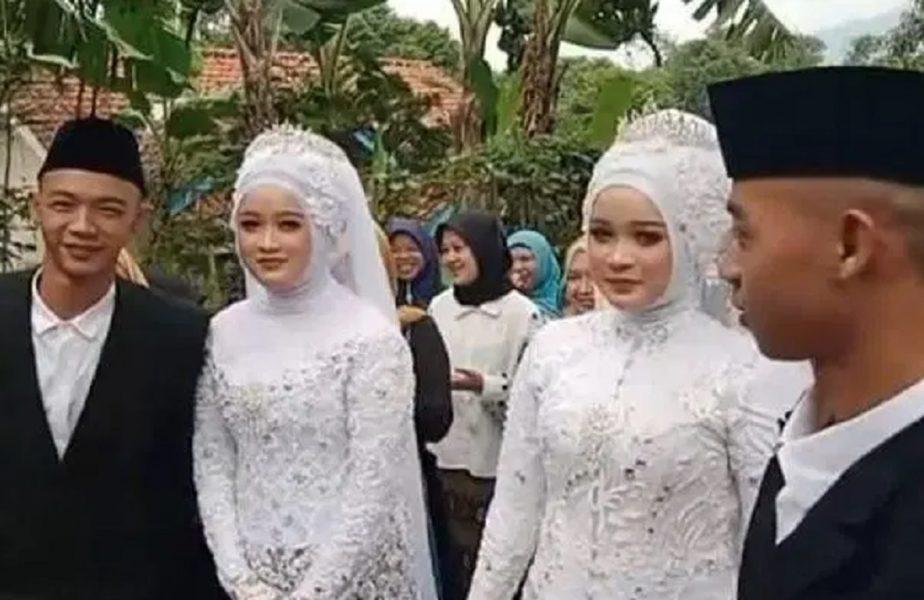 """Uluitor! Cazul gemenilor care s-au căsătorit cu surori identice şi locuiesc în aceeaşi casă. """"Uneori ne încurcăm între noi"""""""