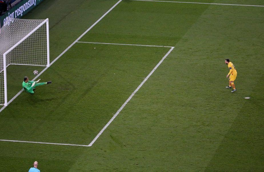 """Penalty-ul ratat de Lionel Messi în PSG – Barcelona 1-1 trebuia repetat. """"Unde e VAR-ul?"""" Catalanii au făcut un scandal monstru!"""