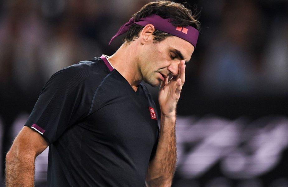 Roger Federer, OUT de la Doha! Elvețianul a irosit o minge de meci în decisiv. Ce urmează pentru maestrul din Țara Cantoanelor