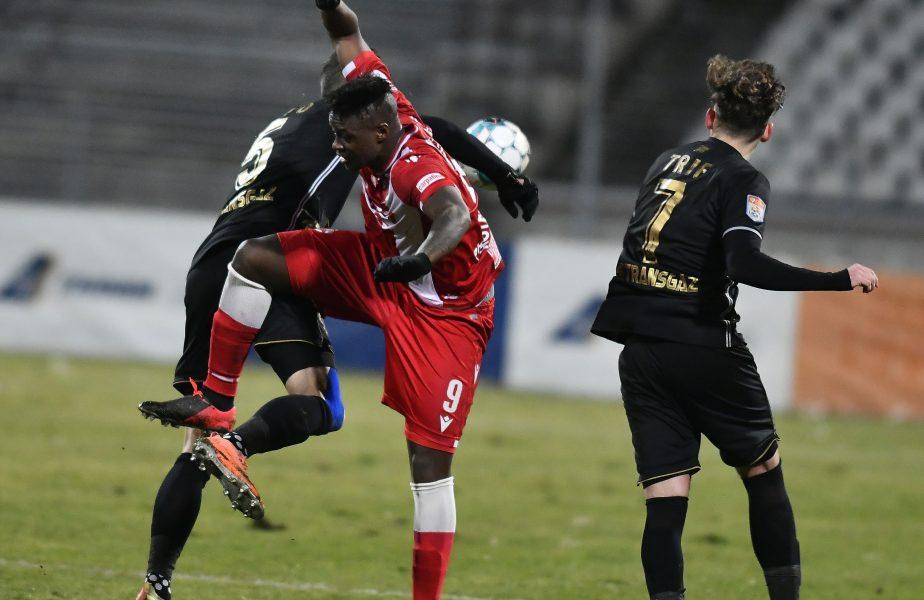 Magaye Gueye nu s-a prezentat la sediul ANAD, după ce a fost prins dopat cu cocaină. Cum îl ajută Dinamo şi când se vor relua audierile