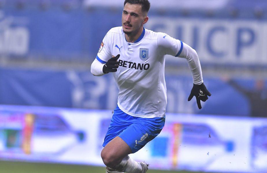 Gaz Metan – Universitatea Craiova 0-2 | Oltenii la patru puncte de primul loc. Andrei Ivan, gol şi pasă de gol
