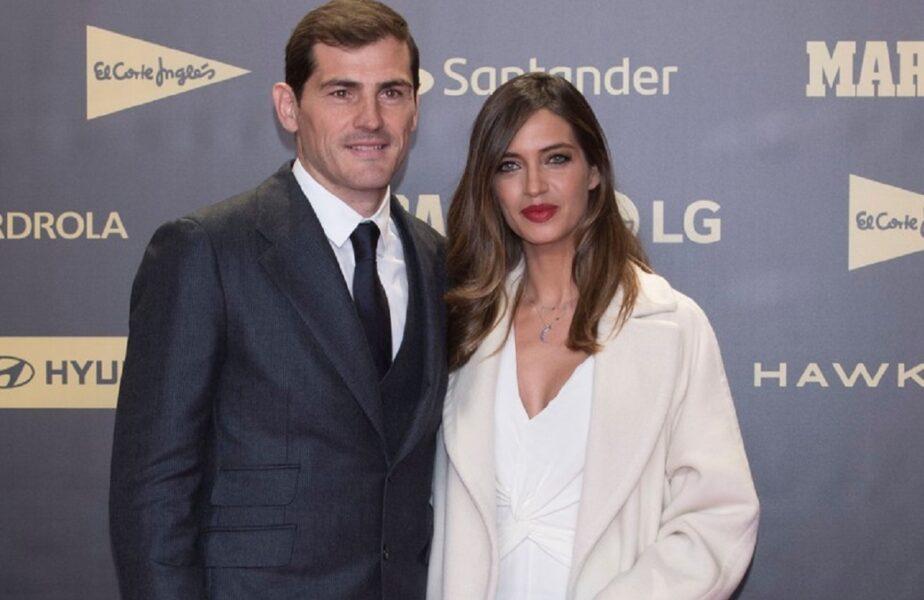 """Iker Casillas şi Sara Carbonero şi-au anunţat oficial despărţirea. """"Acestea vor fi singurele cuvinte publice pe care le vom face"""""""