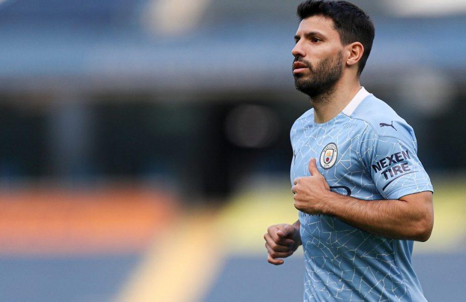"""Sergio Aguero nu vrea să audă de Barcelona: """"Stop! Încă sunt la Manchester City"""""""