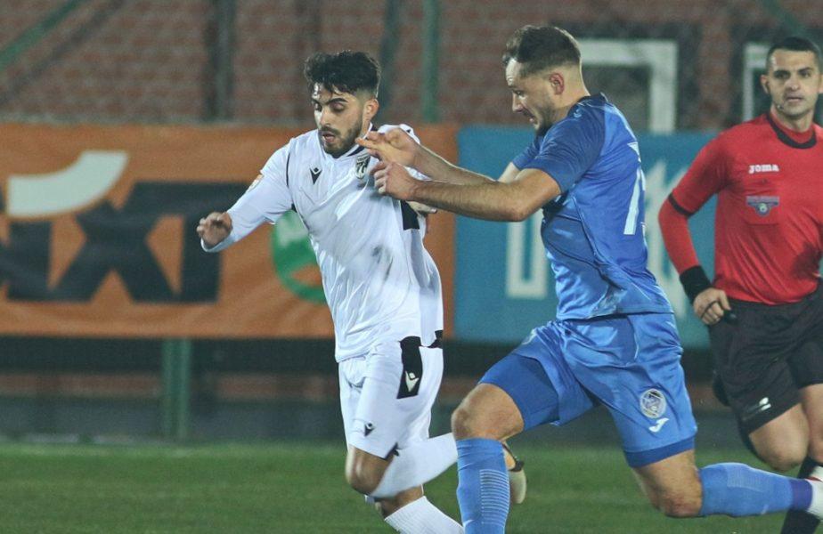 Academica Clinceni – FC Voluntari 0-1. O nouă surpriză în Liga 1. Se încinge lupta pentru play-off. Dinamo a căzut pe locul 14