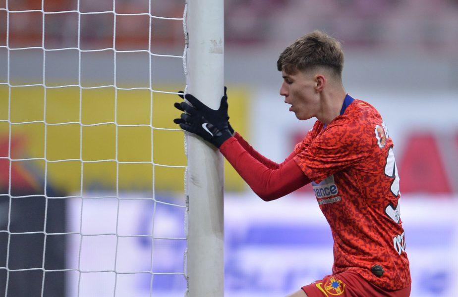 """Steaua – FCSB II 1-1. Jucătorii lui Opriţa au dat de pământ cu Octavian Popescu: """"Numai aroganţă şi figuri""""! Cu ce i-a supărat """"perla"""" lui Becali"""