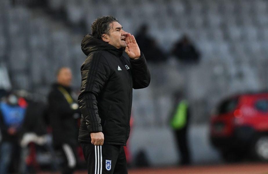 OFICIAL | Decizie şoc la FC U Craiova. Ovidiu Stângă a fost dat afară. Eugen Trică, noul antrenor al oltenilor!