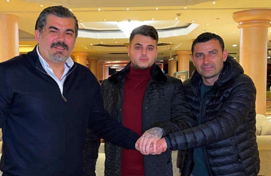 """Eugen Trică, declaraţii războinice, după ce a preluat echipa lui Mititelu: """"Aici este Universitatea Craiova"""". Fiul patronului a explicat concedierea lui Stîngă"""