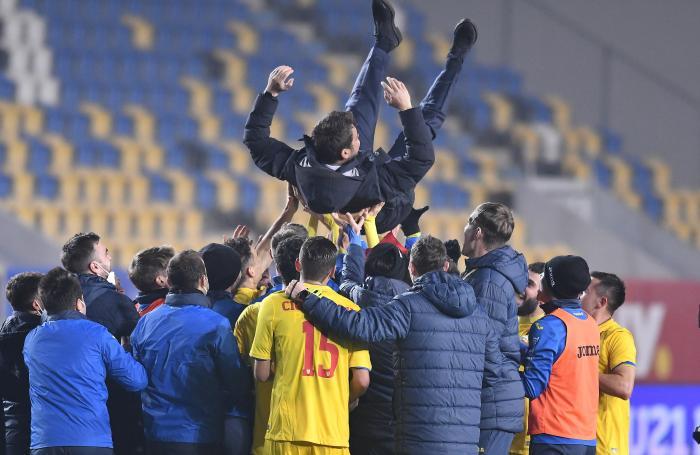 """Adrian Mutu, mai încrezător ca niciodată! """"Briliantul"""" are ambiţii mari înainte de EURO: """"Vrem să depășim performanța din 2019!"""""""