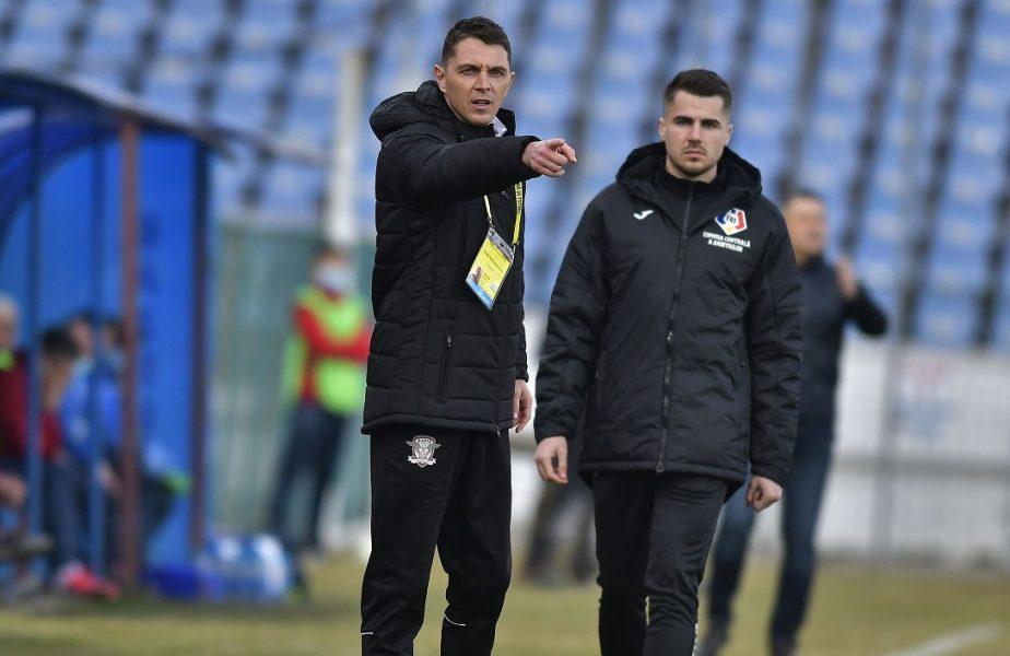 BREAKING NEWS | Nicolae Grigore şi-a dat demisia după Unirea Slobozia – Rapid 2-1. Fără antrenor, giuleştenii sunt tot mai departe de play-off!