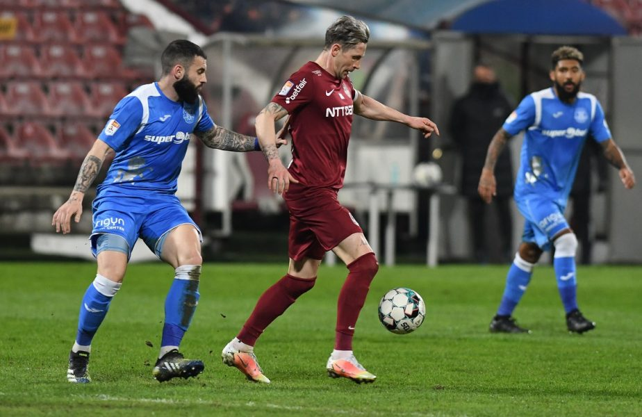 """CFR Cluj – Poli Iaşi 4-0   Ciprian Deac, mesaj de luptă pentru rivalele la titlu. """"Formăm un grup foarte puternic!"""". Ce a spus despre problemele de lot"""
