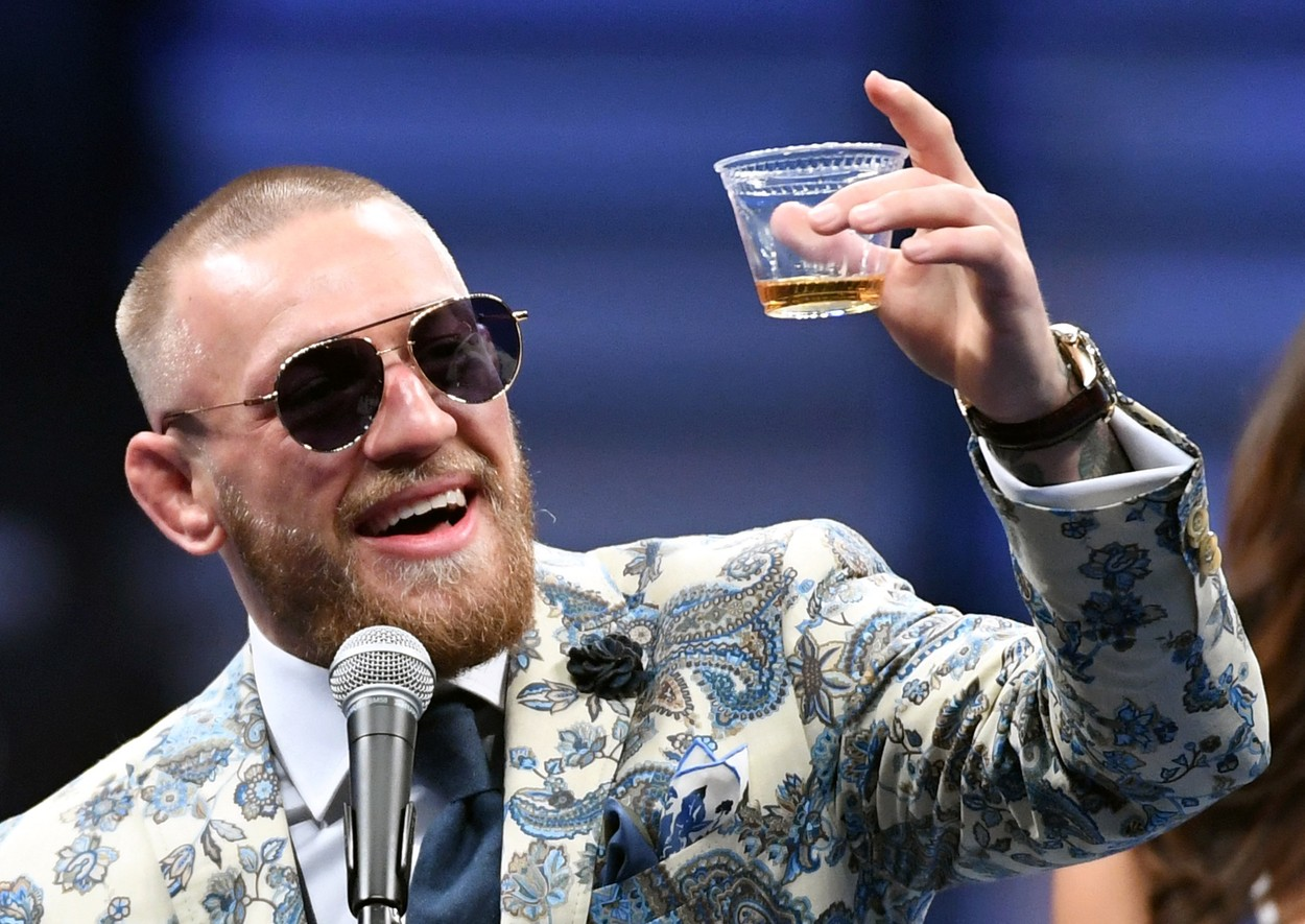 McGregor whiskey