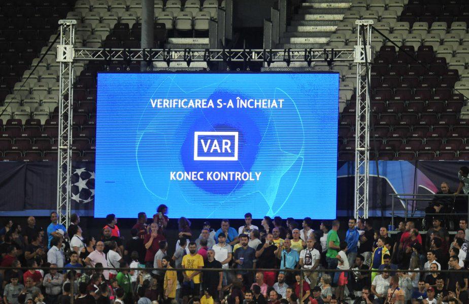"""Mai avem de aşteptat până dăm cu """"VAR"""" în România! Anunţul făcut de un oficial al FRF"""