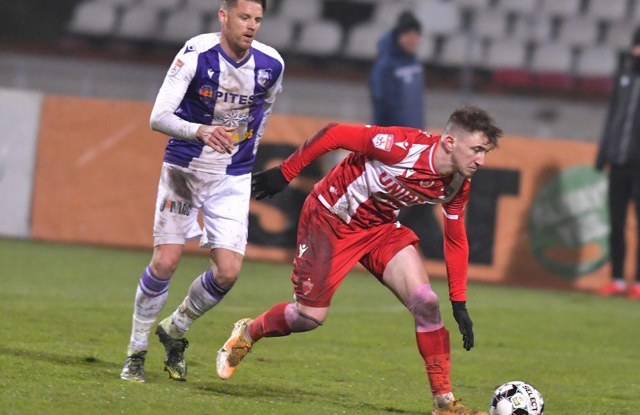 """Dinamo – FC Argeş 1-2! Agentul 007 a revenit, în altă variantă! """"Câinii"""", 7 meciuri consecutive fără victorie! Malele a distrus echipa lui Gane"""