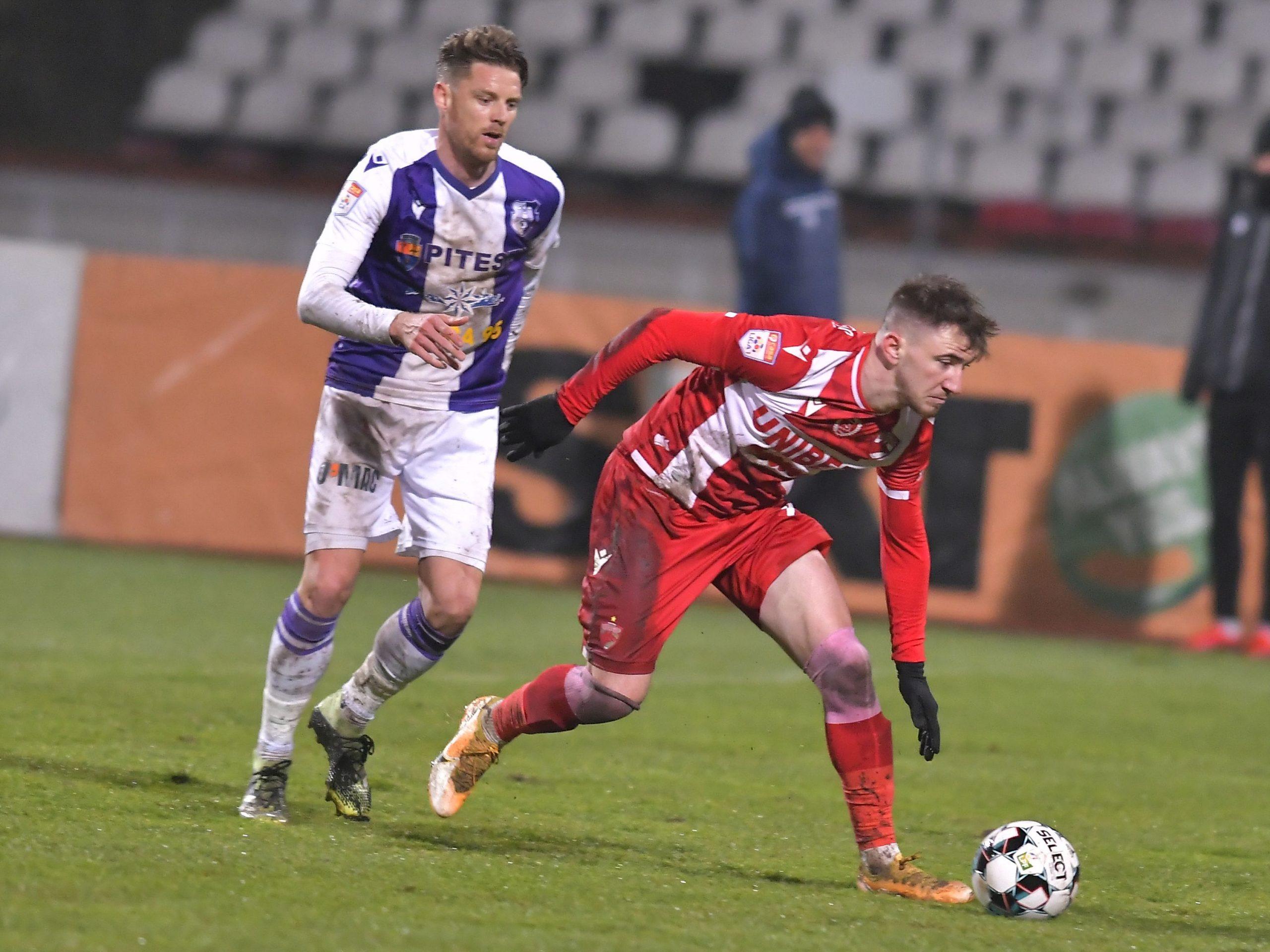 FC Argeș - Dinamo