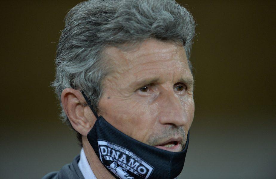 """Dinamo are nevoie de """"SMURD!"""" Gheorghe Mulţescu este favorit să îi ia locul lui Jerry Gane! Un alt fost antrenor aşteaptă telefonul fanilor: """"E greu să refuzi"""""""