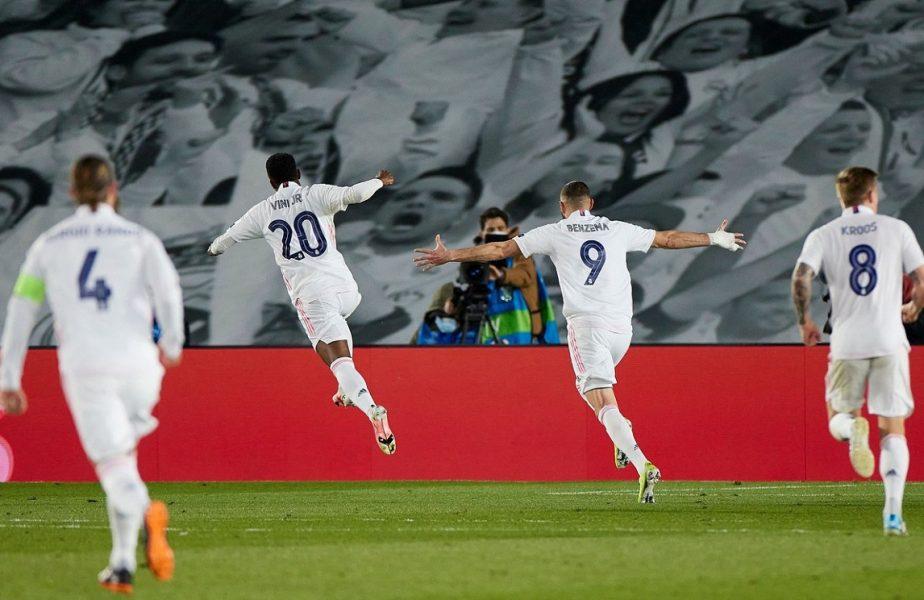 Seară de vis în Champions League! Real Madrid şi Manchester City s-au calificat în sferturile de finală. Benzema, Ramos şi De Bruyne au făcut show
