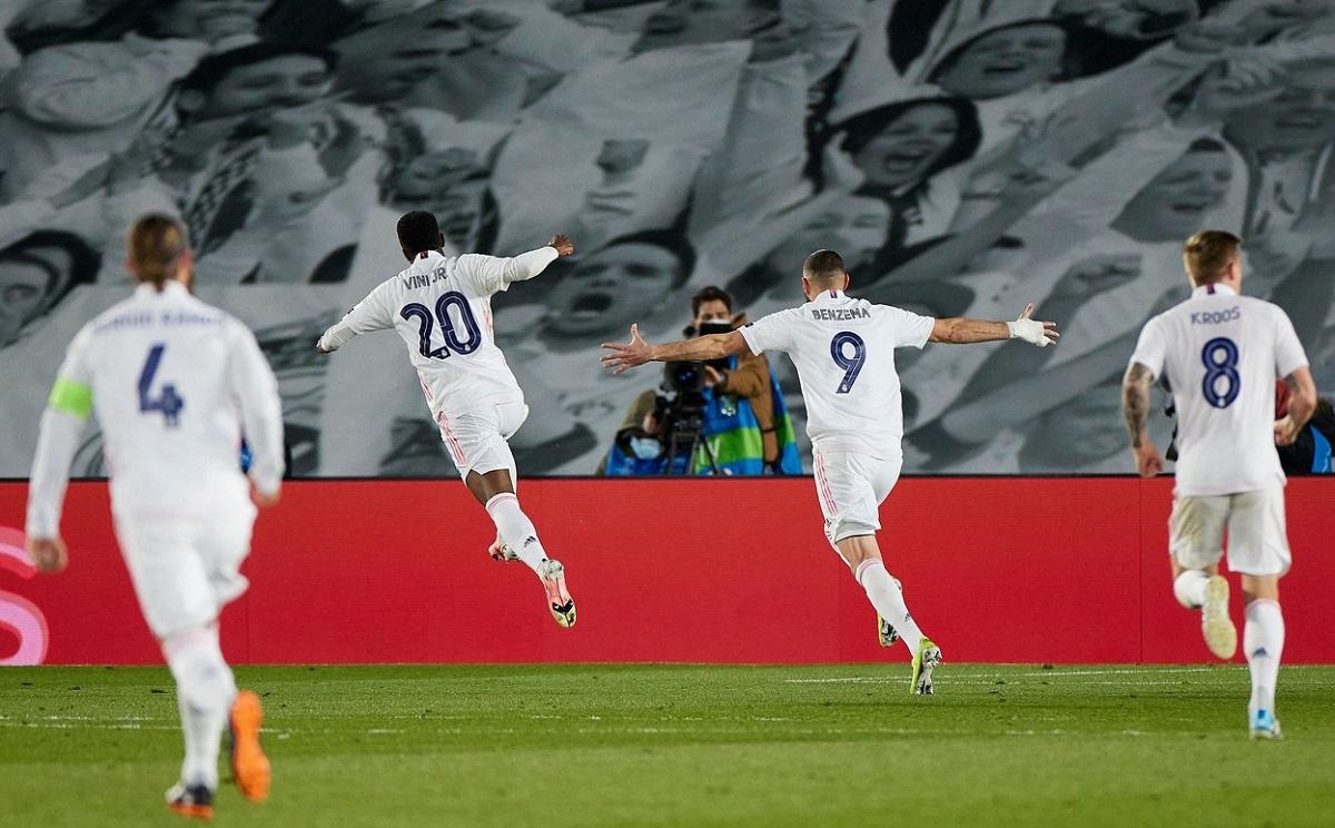 Real Madrid, victorie cu Atalanta