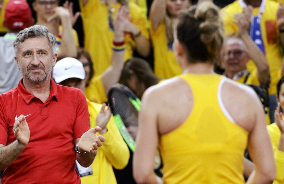 Florin Segărceanu, OUT de la echipa de Fed Cup a României. Surpriză uriaşă pentru barajul cu Italia
