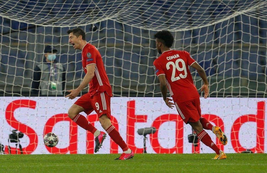 Liga Campionilor | Bayern – Lazio 2-1 şi Chelsea – Atletico 2-0. Simeone, OUT din Champions League! Radu Ştefan, nicio şansă în faţa lui Bayern