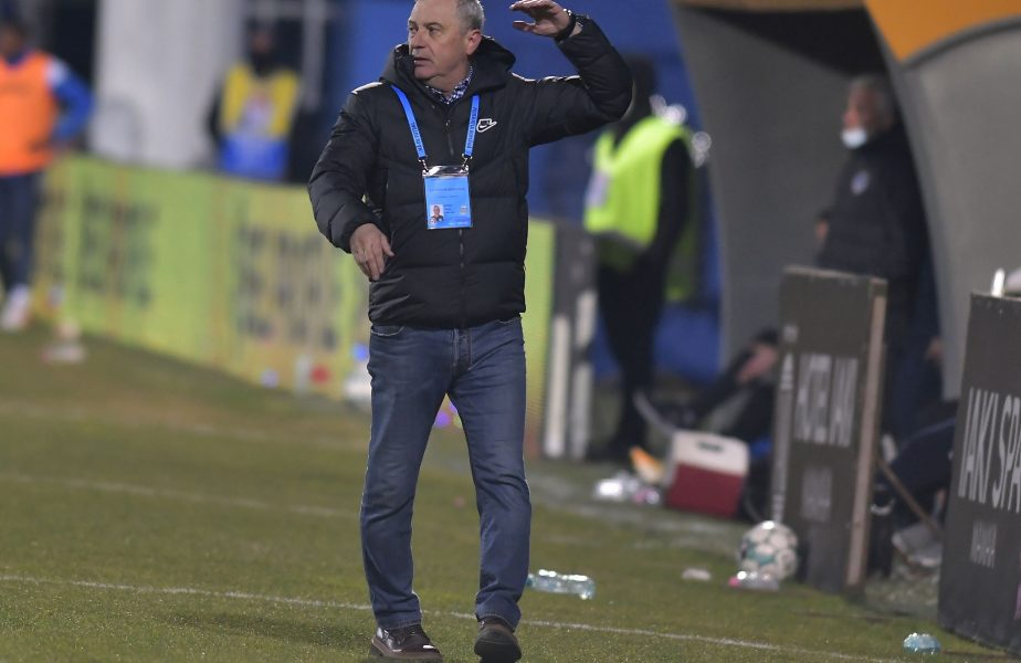 Viitorul – Chindia Târgovişte 0-0. Mircea Rednic, mesaj categoric pentru Hagi! Ce a spus despre viitorul său şi ce le reproşează jucătorilor