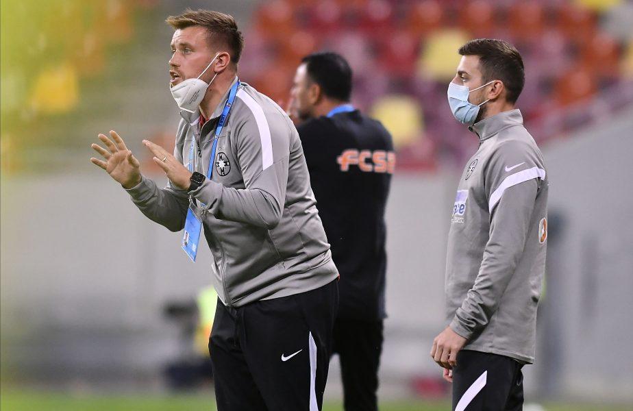 Lovitură pentru FCSB! Mihai Pintilii a primit o suspendare drastică înaintea derby-ului cu CFR Cluj. Anunţul făcut