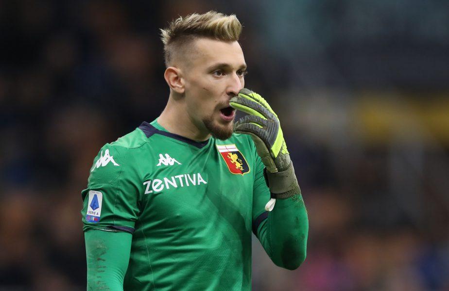 Şansă uriaşă pentru Ionuţ Radu! Italienii îl anunţă titular la Inter Milano, după ce Samir Handanovic s-a infectat cu coronavirus
