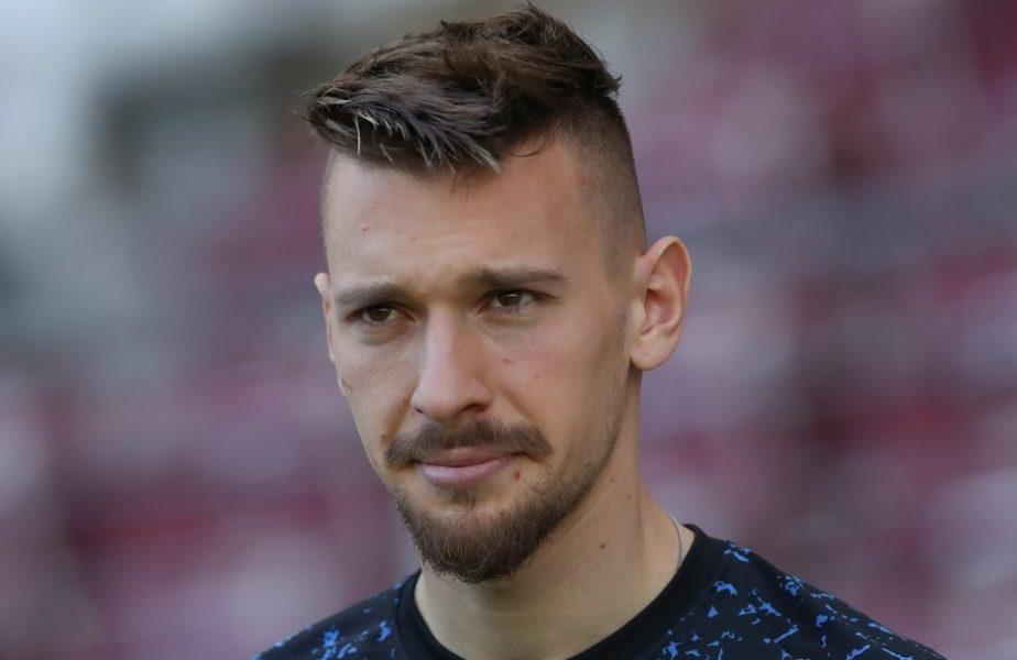 Ce ghinion pentru Ionuţ Radu! E OUT din lotul României. Anunţul făcut de Inter. Va fi înlocuit de un debutant