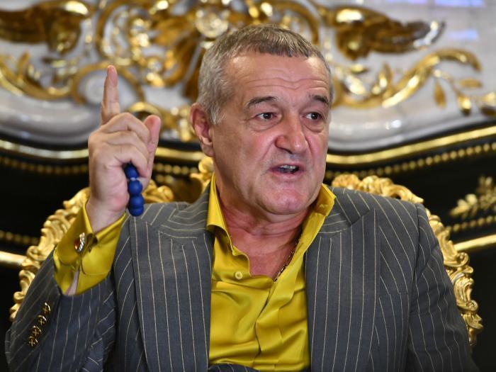 """Gigi Becali regretă că nu a cerut mai mulţi bani pentru Dennis Man. """"El și cu Mihăilă ăla de la Craiova sunt cei mai buni de la Parma"""""""