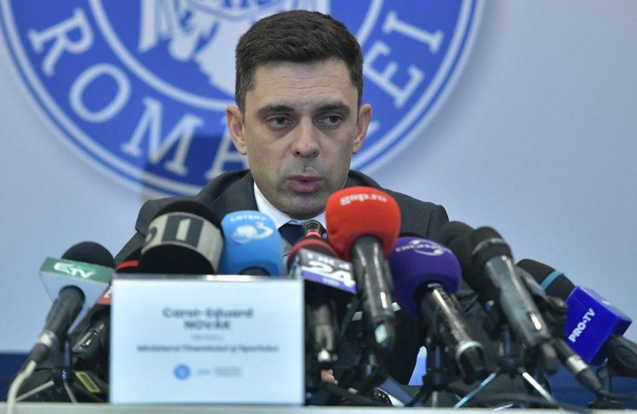 """Eduard Novak, anunţ îngrijorător! """"Bucureştiul riscă să fie scos de pe lista oraşelor gazdă ale EURO 2020"""". Reacţia lui Răzvan Burleanu"""