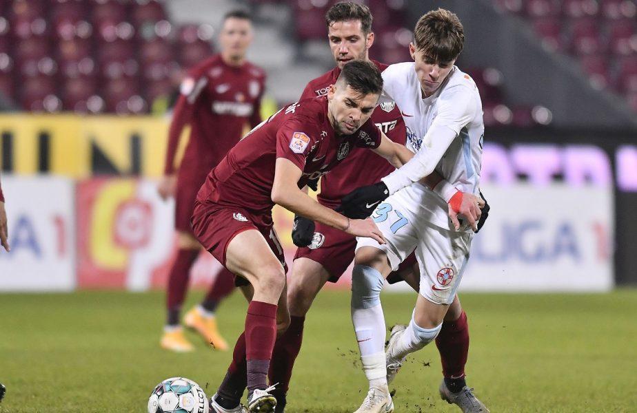 CFR Cluj şi FCSB, un nou derby. După duelul din campionat, vor juca în Supercupă. Când va avea loc meciul