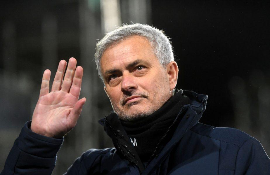Jose Mourinho, gest incredibil după Dinamo Zagreb – Tottenham 3-0. Portughezul a dat buzna în vestiarul croaţilor la finalul meciului