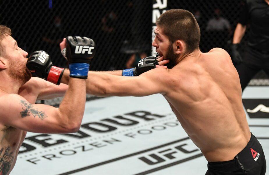 Khabib Nurmagomedov s-a retras din MMA, din nou! Anunțul făcut de rus și de președintele UFC