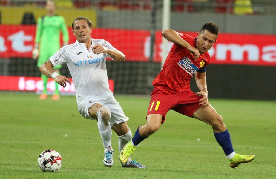 FCSB – CFR Cluj 3-0 | Victorie incredibilă în derby! Cea mai bună apărare, spulberată de vedetele lui Gigi Becali. Campioana n-a tras niciun şut pe poartă
