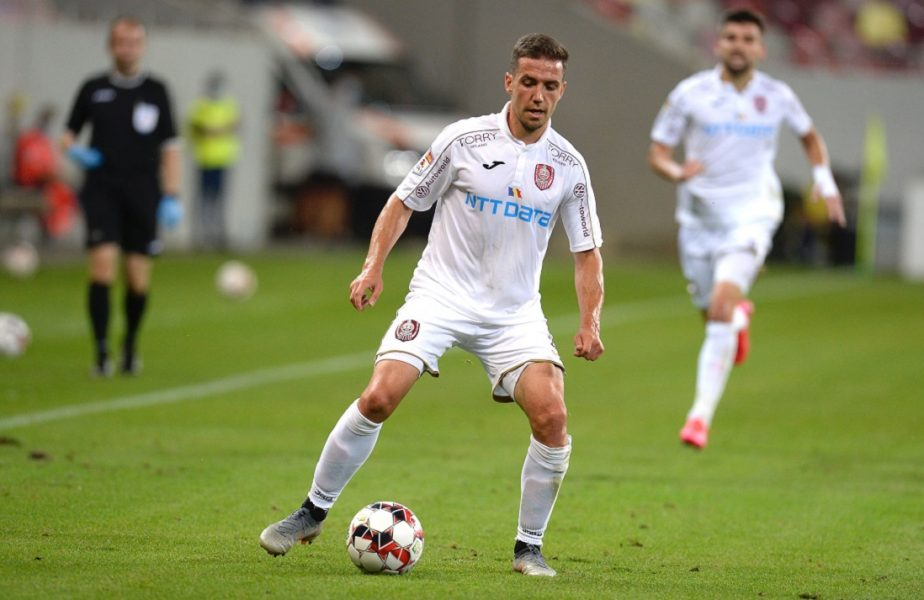 UTA – CFR Cluj 0-1. Victorie în stilul lui Dan Petrescu pentru campioana României! Alex Chipciu a marcat un super-gol. Gazdele au lovit bara în prelungiri