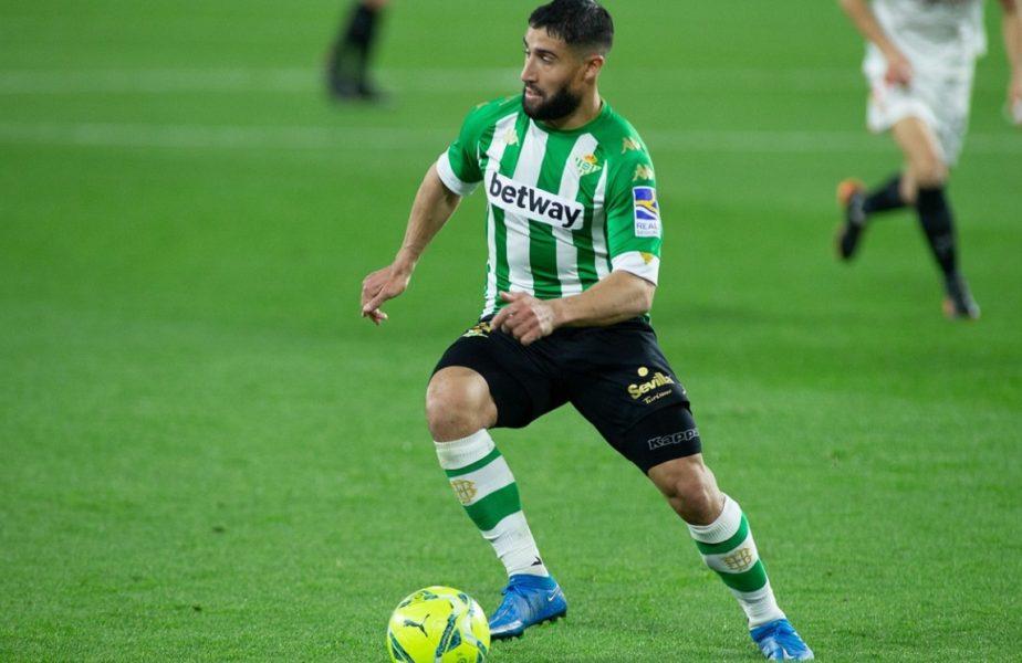 """VIDEO. Nabil Fekir, reușită nebună în La Liga! """"Gol maradonian!"""" Și-a umilit adversarii, după o cursă de 45 de metri"""