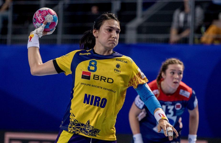 România – Norvegia 24-29. Start ratat pentru tricolore la turneul preolimpic. Cristina Neagu a înscris 11 goluri. Meciul decisiv este duminică!