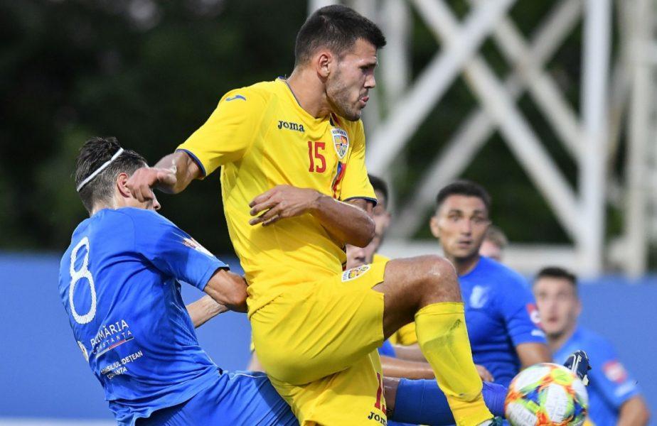 Andrei Chindriș nu joacă FIFA, dar adoră să citească! Dezvăluiri din vestiarul naționalei U21. Cine sunt glumeții din lotul lui Adrian Mutu