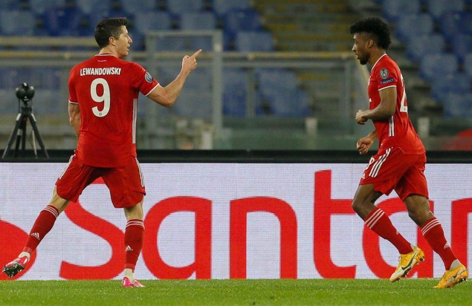 """Adrian Ursea a răpus-o pe Marseille! Bayern, 4 goluri în inferioritate numerică. Lewandowski şi Haaland au făcut spectacol. Benzema, """"dublă"""" şi assist pentru Real"""