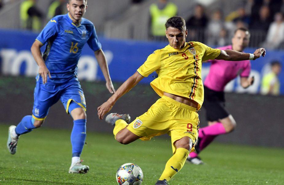 """George Ganea, declaraţie războinică înainte de EURO U21! Internaţionalul român o avertizează pe Germania: """"Trebuie să se teamă!"""""""
