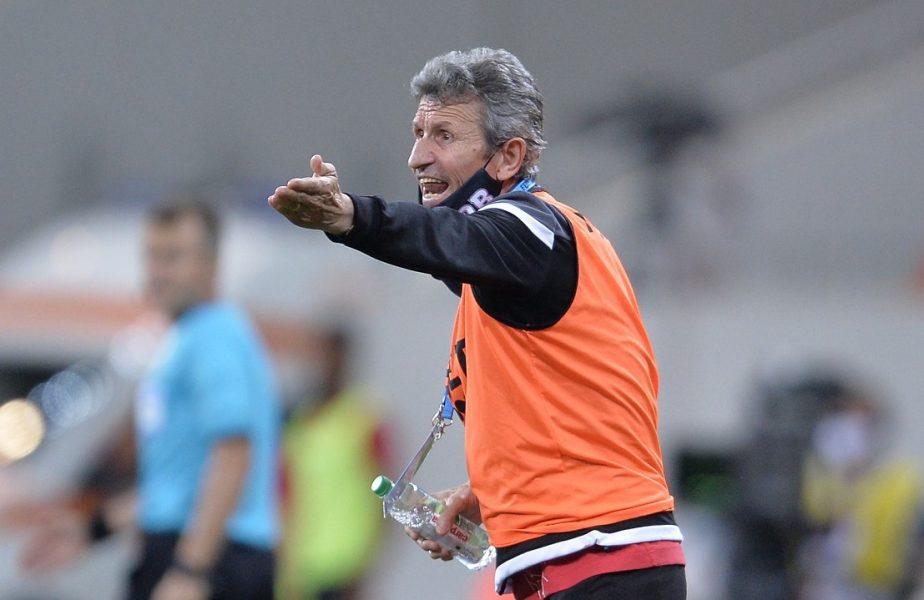 """Gigi Mulţescu, revenire de coşmar la Dinamo. """"Au fost greşeli mari, ca în curtea şcolii"""". Cum a reacţionat când i s-a spus de retrogradare"""