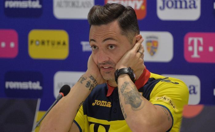 Mirel Rădoi n-a scăpat de Covid-19.  În ce condiții poate sta pe bancă la meciul cu Macedonia de Nord. Anunțul de ultimă oră făcut de FRF