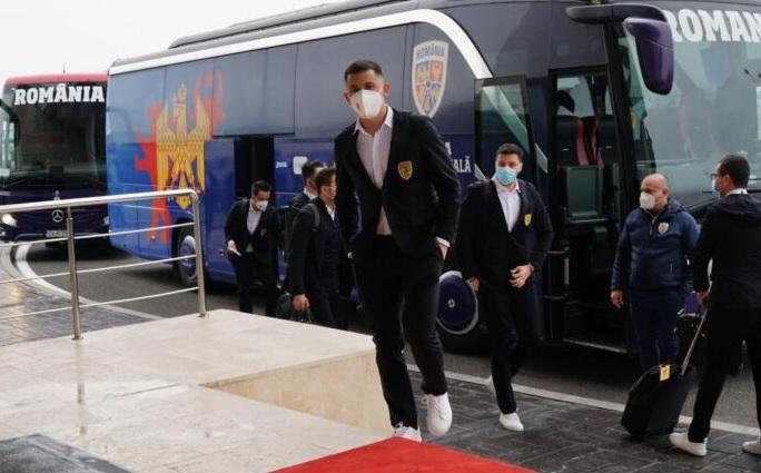 România U21 a aterizat în Ungaria, înainte de Euro 2021! Singurii doi jucători care nu au ajuns încă sub comanda lui Adi Mutu