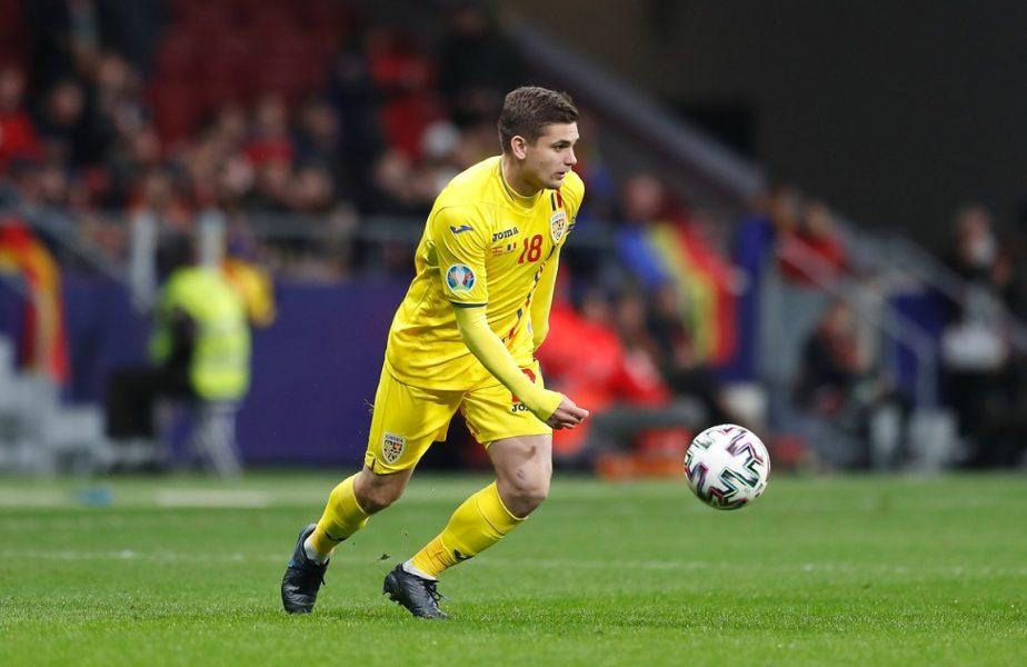"""Răzvan Marin, impresionat de România-Germania 5-1: """"Mi-au rămas în minte multe faze!"""" Ce a spus despre absenţa lui Mirel Rădoi de la echipa naţională"""