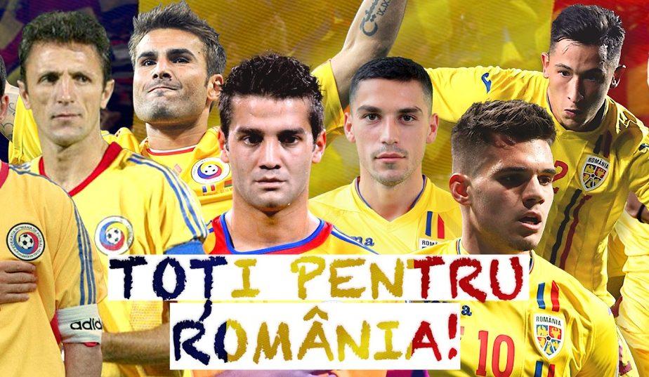 Toţi pentru România!