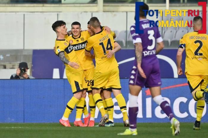 """""""Încă un român la Parma?"""" Cine este tricolorul care ar putea ajunge lângă Dennis Man și Valentin Mihăilă"""